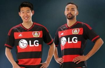 Bayer 04 Leverkusen 2015/16 adidas Home Kit - FOOTBALL FASHION