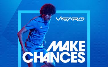 New Balance Football's First Boot Silos - Visaro and Furon
