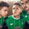 New Balance Reveals Celtic Football Club 2015 2016 Green Away Football Kit, Shirt, Soccer Jersey