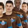 FC Porto 2015 2016 Brown New Balance Home Football Kit, Soccer Jersey, Shirt, Camisola, Camisa, Camiseta