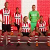 PSV Eindhoven 2015 2016 Umbro Home and Away Foootball Kit, Soccer Jersey, Shirt, Tenue, Thuisshirt, Uitshirt