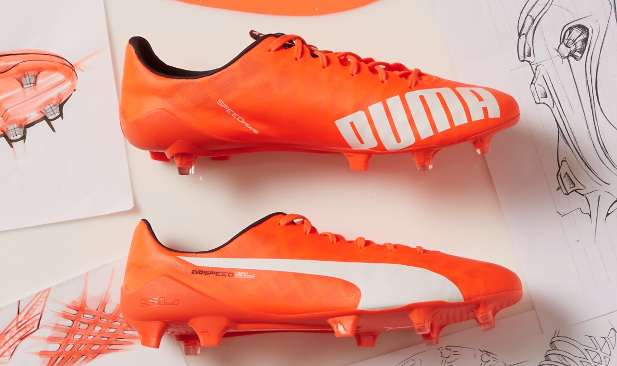puma evospeed sl weight