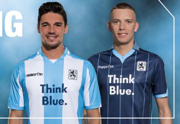 TSV 1860 München 2015 16 Macron Home and Away Kits – FOOTBALL FASHION.ORG 623eecb2f5866