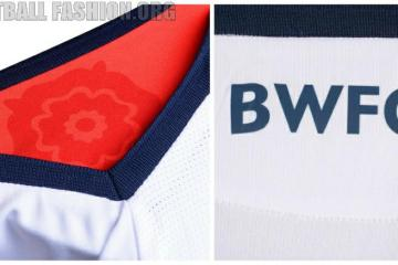 Bolton Wanderers 2015 2016 Macron Home and Away Football Kit, Soccer Jersey, Shirt