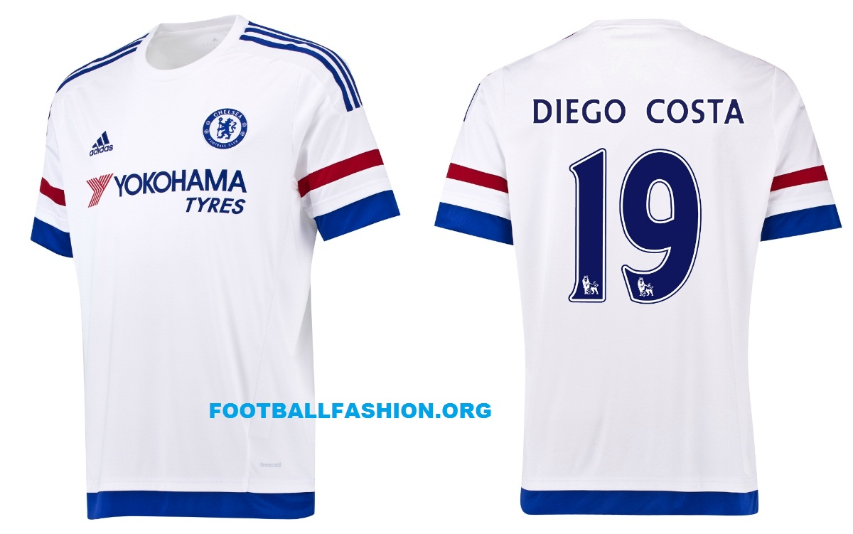 Chelsea FC 2015 16 adidas Away Kit – FOOTBALL FASHION.ORG 1057cb2f97556