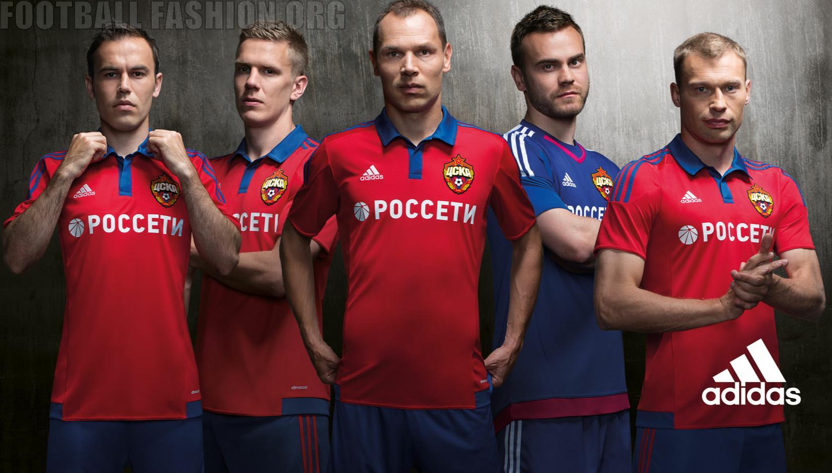 CSKA uniform for the season 2018-2019 79