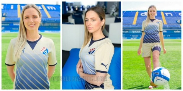 Dinamo Zagreb 2015 2016 PUMA Retro Football Kit, Soccer Jersey, Shirt, Dres Kolekcija