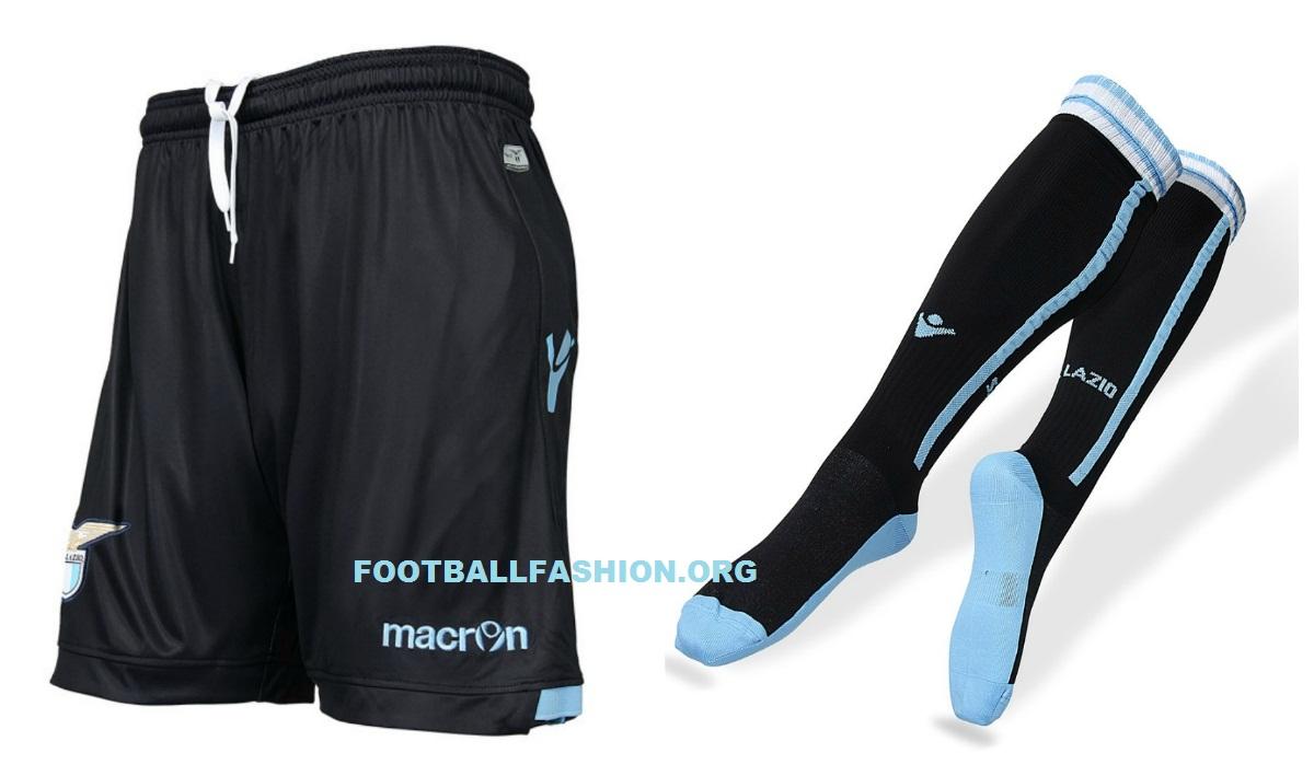 SS Lazio 2015 2016 Macron Away Football Kit 95814e2f783c6