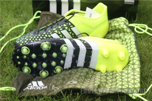 adidas ACE 15.1 Soccer Boot (45)