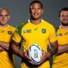 Australia Wallabies 2015 Rugby World Cup Home and Away Jersey, Shirt, Kit