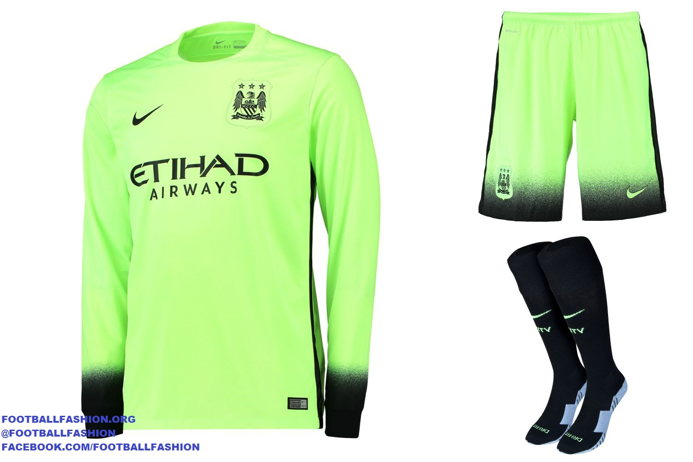 cee435eb1 Manchester City Football Club 2015/16 Nike Third Kit, Soccer Jersey, Shirt,