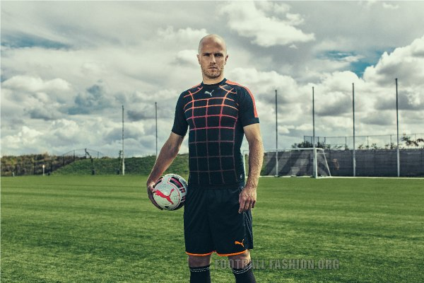 USA Soccer Captain Michael Bradley Signs with PUMA