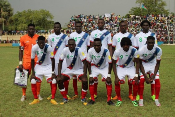 South Sudan 2015 2016 AMS Home and Away Football Kit, Soccer Jersey, Shirt