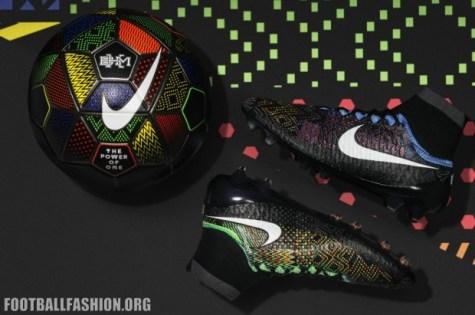 Nike 2016 Black History Month Magista Obra Soccer Boot