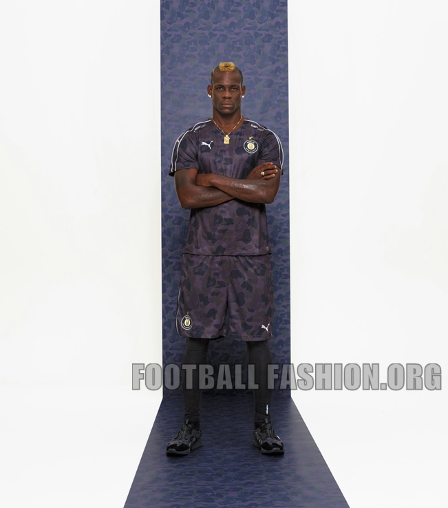 PUMA x FC BAPE 2016 Kits - FOOTBALL FASHION ORG