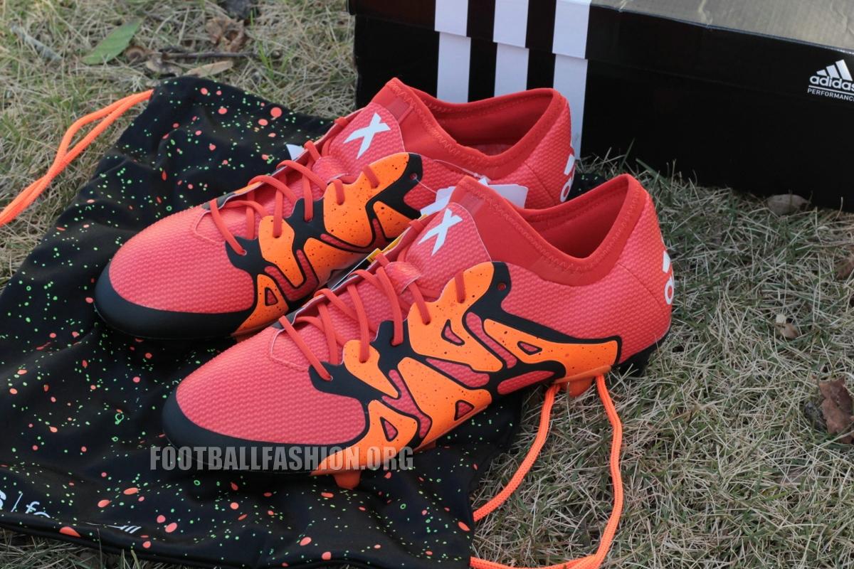 93ed7c1b1 Review  adidas X 15.1 Soccer Boot - FOOTBALL FASHION.ORG