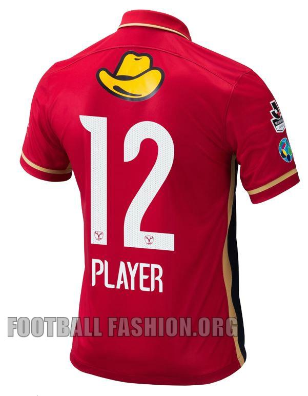 Kashima Antlers 2016 Nike Home and Away Kits – FOOTBALL ...