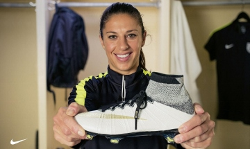 "Nike Special Edition Carli Lloyd ""Leave Your Legacy"" Mercurial Superfly Boots"