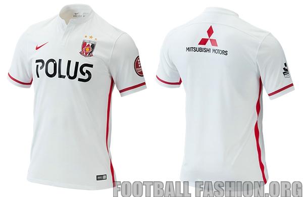 urawa red diamonds 2016 nike home and away football kit soccer jersey shirt