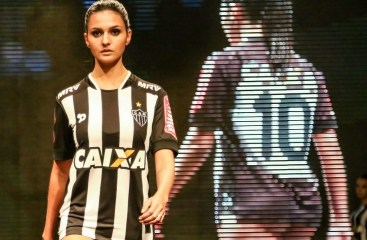 Atlético Mineiro 2016 DRYWORLD Home and Away Football Kit, Soccer Jersey, Shirt, Camisa do Futebol