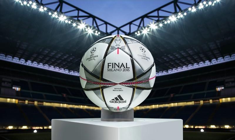 adidas Finale Milano 2016 UEFA Champions League Knockout