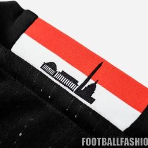 DC United 2016 adidas Home Soccer Jersey, Football Kit, Shirt, Camiseta de Futbol