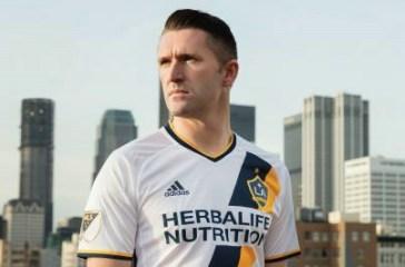 LA Galaxy 2016 adidas Home Soccer Jersey, Football Shirt, Kit, Camiseta de Futbol