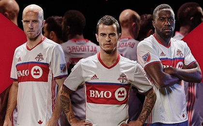 huge selection of 0289d 3e4d0 Toronto FC 2016 adidas Away Jersey - FOOTBALL FASHION.ORG