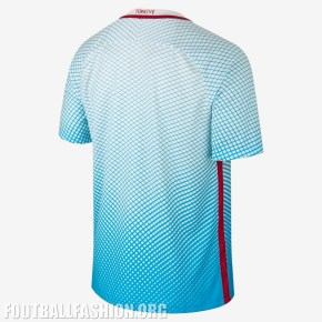 Turkey EURO 2016 Nike Home and Away Football Kit, Soccer Jersey, Shirt, Türkiye Forma