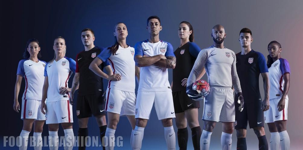 Us Soccer Shirts 2017 90