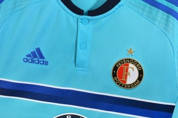 Feyenoord Rotterdam 2016 2017 adidas Away Football Kit, Soccer Jersey, Shirt, Uitshirt, Tenue