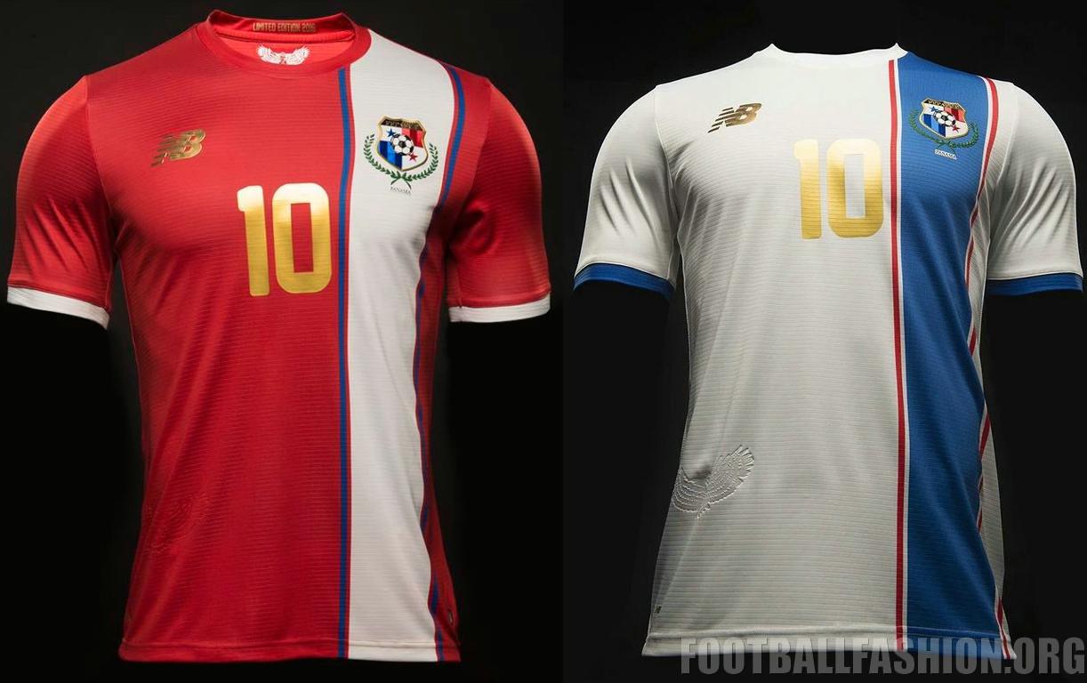 8721d37f438 Panama 2016 Copa América Centenario Home and Away Soccer Jersey, Shirt,  Football Kit,