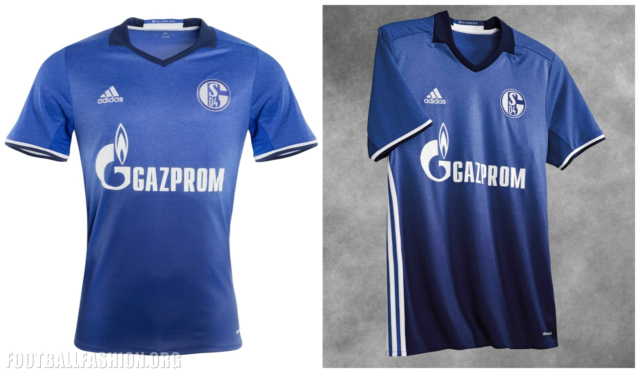 d902c2cb75 Schalke 04 2016 18 adidas Home Kit – FOOTBALL FASHION.ORG