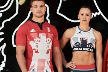 Team GB adidas Rio 2016 Olympic Games Kit