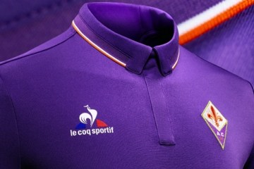 ACF Fiorentina 2016 2017 le coq sportif Home and Away Football Kit, Soccer Jersey, Shirt, Gara, Maglia