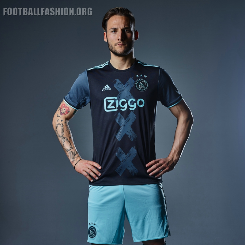 Afc Ajax 2016 17 Adidas Away Kit Football Fashion Org