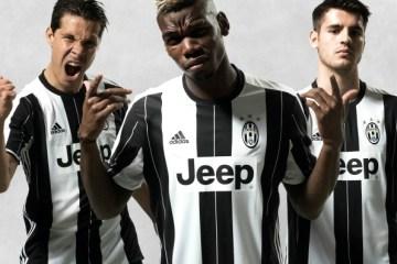 Juventus 2016 2017 adidas Home Football Kit, Soccer Jersey, Shirt, Maglia, Gara, Camiseta
