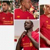 Liverpool FC 2016 2017 New Balance Home Football Kit, Soccer Jersey, Shirt, Camiseta, Camisa, Maillot, Trikot