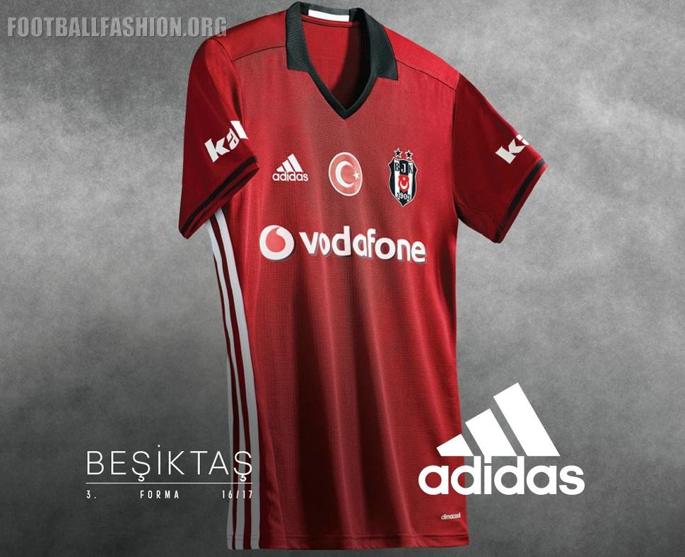 b4a005dcb Beşiktaş JK 2016 2017 adidas Home