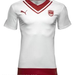 Girondins de Bordeaux 2016 2017 PUMA Away Football Kit, Soccer Jersey, Shirt, Maillot