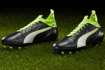 PUMA Reveals evoTOUCH Lightweight Leather Boot