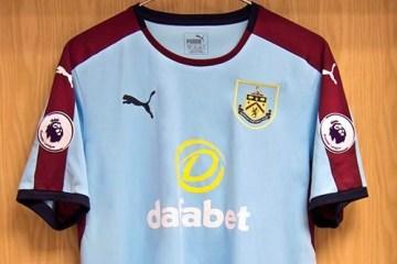 Burnley FC 2016 2017 PUMA Away Football Kit, Soccer Jersey, Shirt
