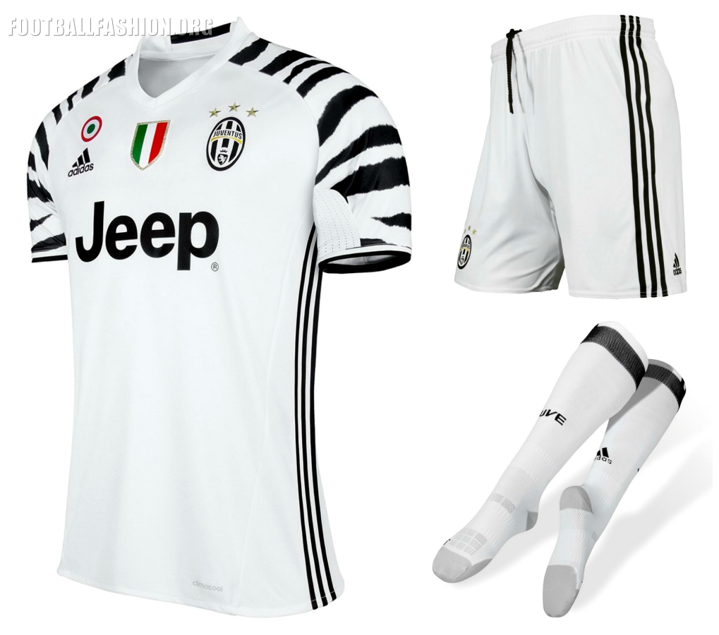 Juventus 2016 17 Adidas Third Kit Football Fashion