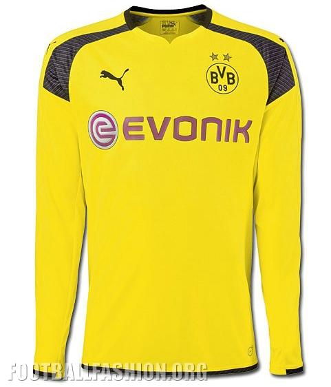 BVB-Dortmund-Trikot-International-2016-2017-Champions-League-Kit