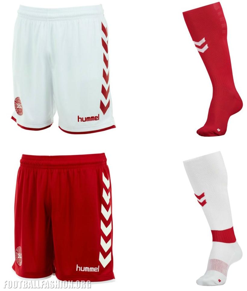 buy online 4df37 6a471 Tops Exercise & Fitness Hummel Sport Hummel Danish National ...