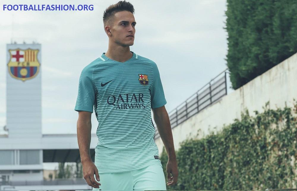 fc barcelona 2016 17 nike third kit football fashion fc barcelona 2016 17 nike third kit