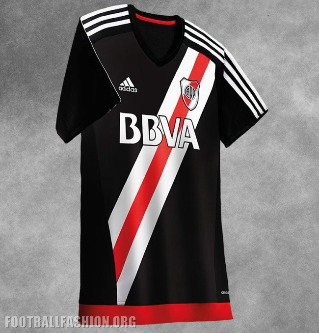 River Plate 2016 17 adidas Fourth Kit – FOOTBALL FASHION.ORG a95a8e11ee061