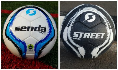 Senda 2016 2017 Fair Trade Soccer Balls