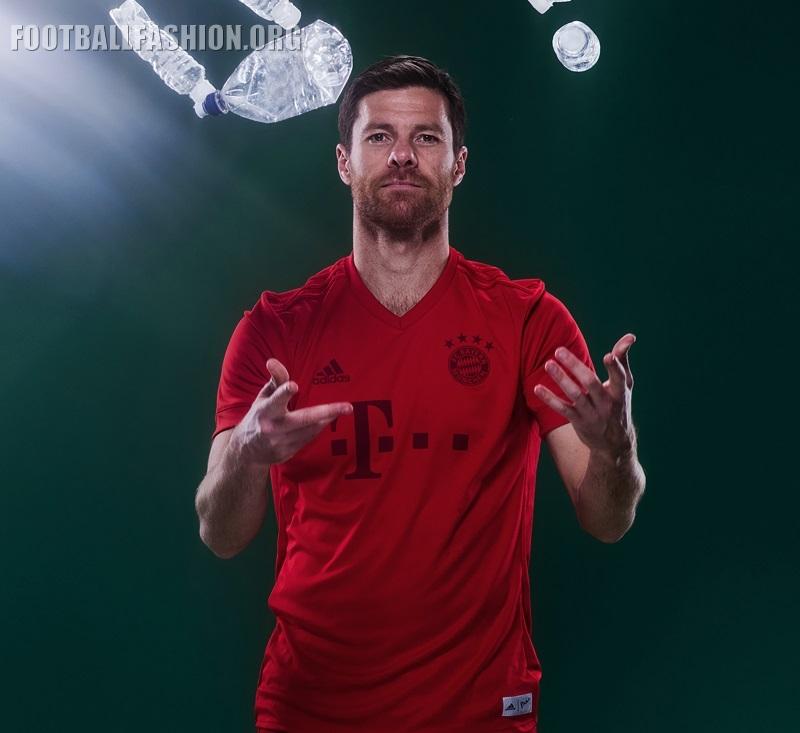 FC Bayern Munich FC adidas x Parley Ocean Ocean Plastic Kit 2016/17 Kit d868c20 - hvorvikankobe.website