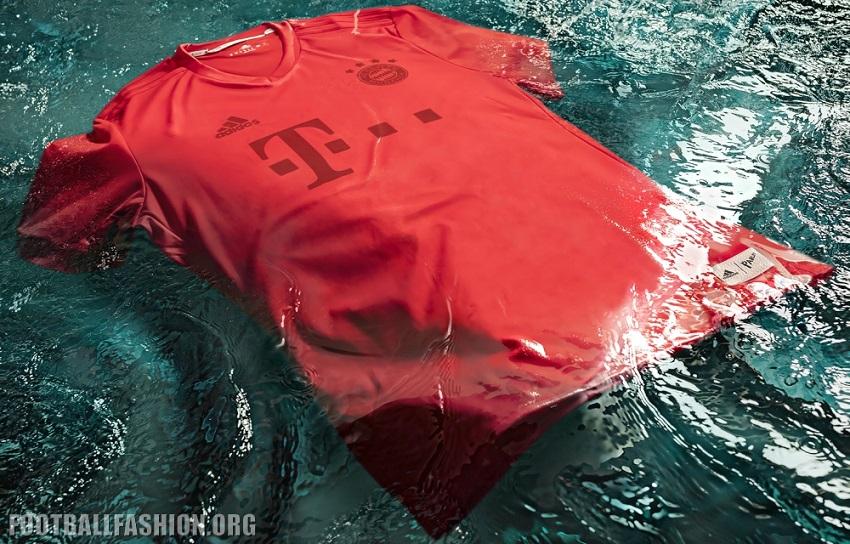 modelado duradero tienda oficial mejor valor FC Bayern Munich adidas x Parley Ocean Plastic 2016/17 Kit ...